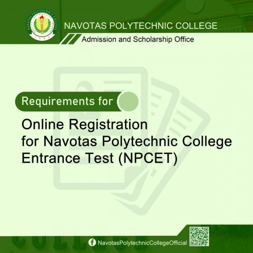 Requirements for Online Registration
