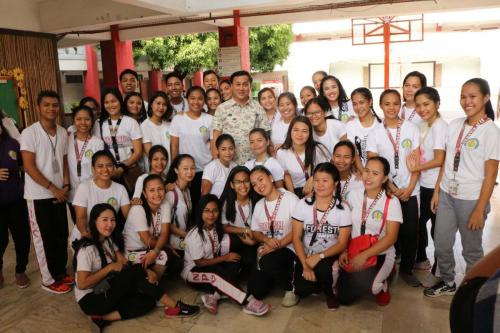 FORUM WITH FRANCIS TOLENTINO